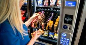 vending stock image