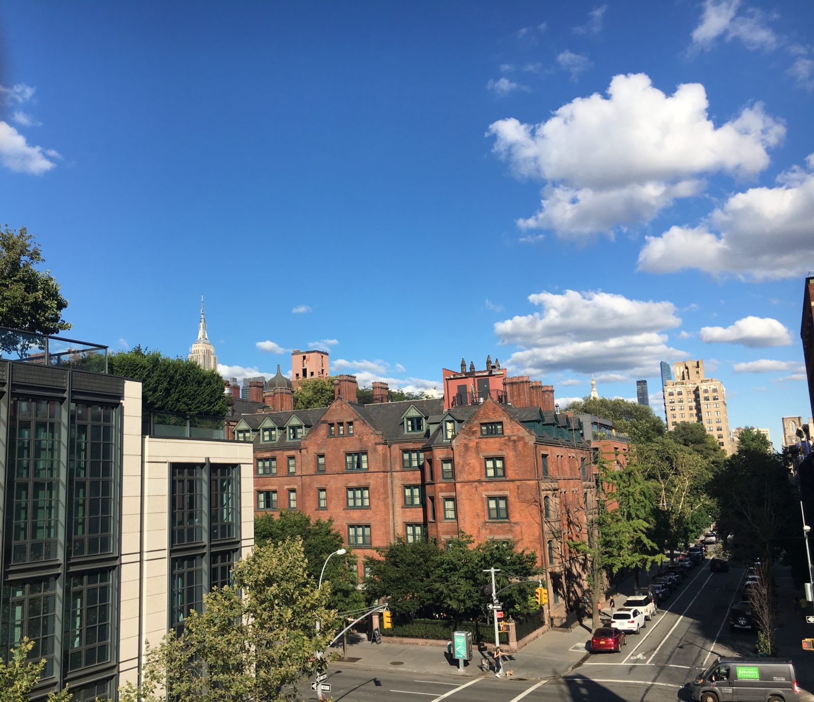 Chelsea New York High Line