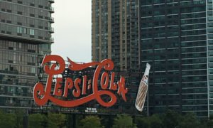 pepsi cola sign long island city